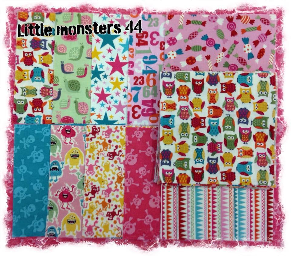 Little Monsters girl