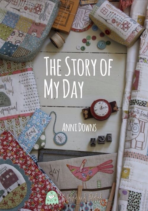 the story of my day book hatched and patched