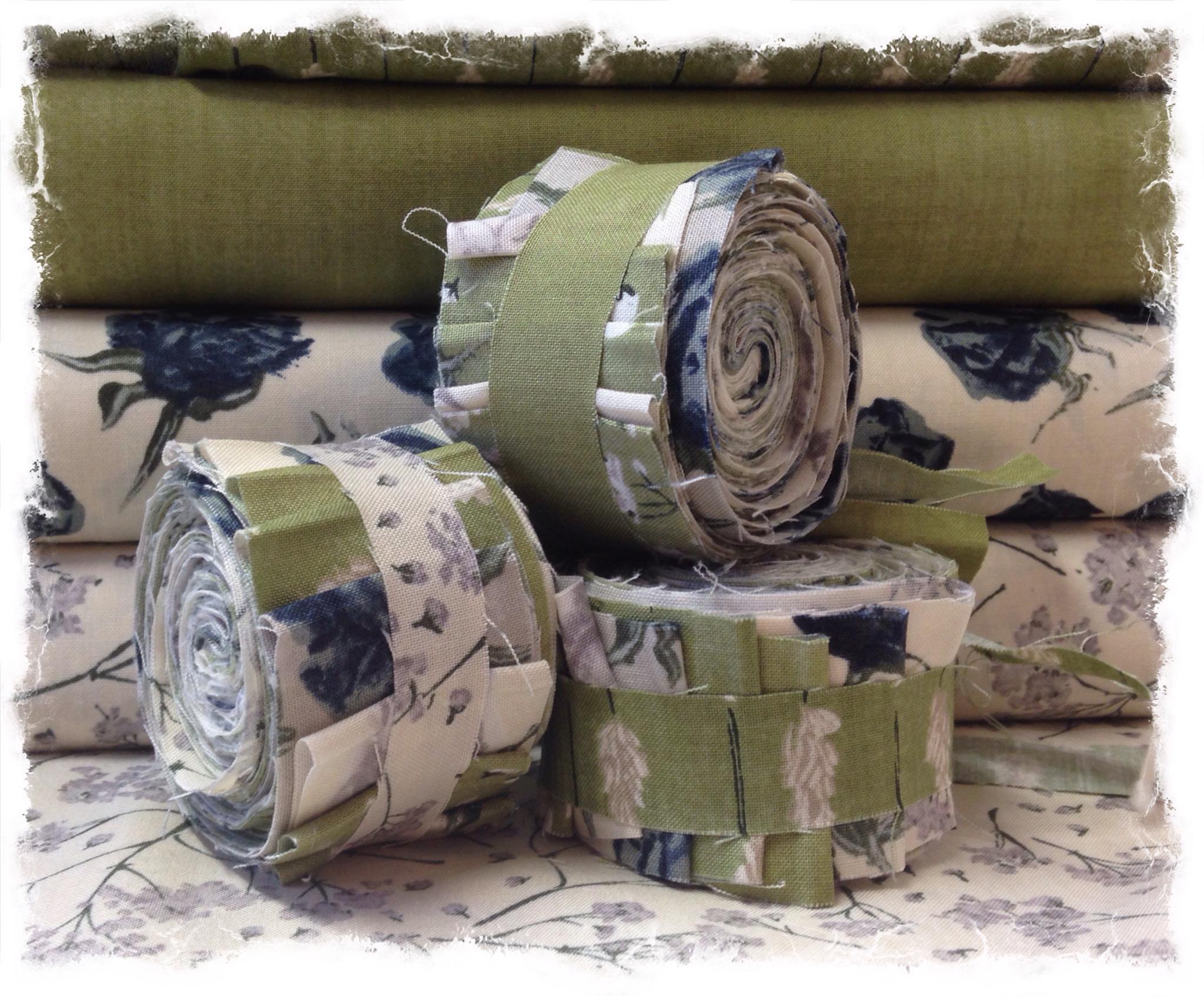 Wordsmith mini roll green