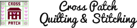 Cross Patch Quilting