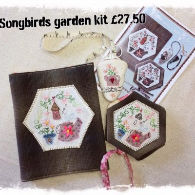 Songbirds garden kit
