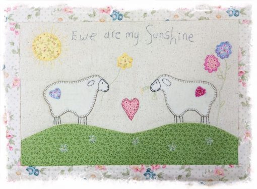 Ewe are my sunshine crosspatch