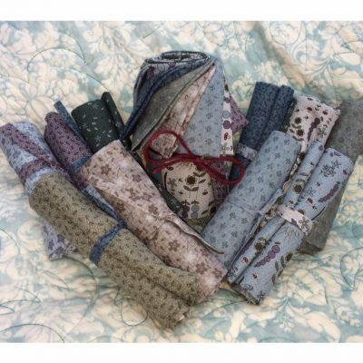 Lynette Anderson Stonehouse garden cross patch fabrics