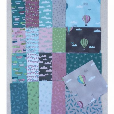 All Afloat charm pack natalie Bird Cross-patch.co.uk