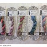 Cottage garden threads, cross patch, embroidery threads