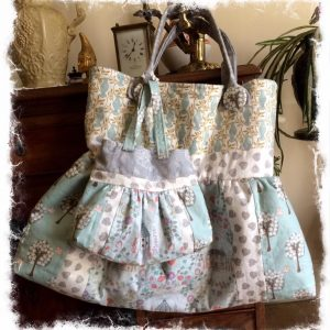 Sewing/ knitting bag pattern