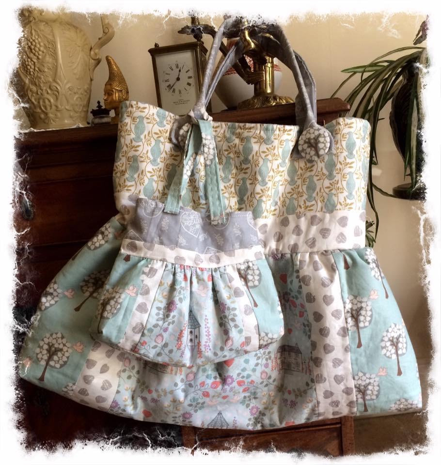 Sewing/ knitting bag pattern