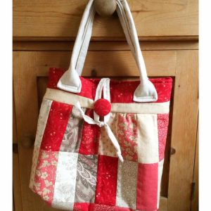 Candy bar bag kit-red