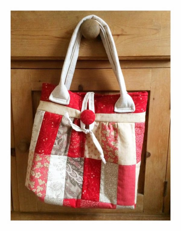Candy bar bag kit-red
