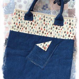 Uptown tote bag pattern