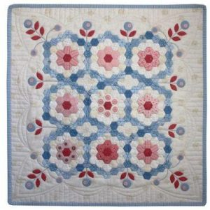 EPP Mini Quilt of the Month