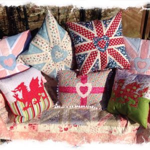 Patriotic Cushion Kit