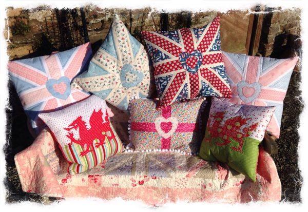 Patriotic Cushion Kit