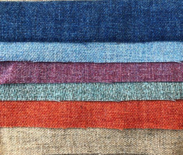 Cross patch, Welsh wool